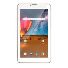 Tablet Multilaser M7 3G Plus Dual Chip Quad Core 1 GB de Ram Memória 16 GB Tela 7 Polegadas Rosa - NB305