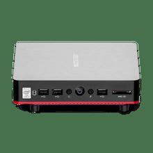 Mini Desktop Urban Red Core I3 4GB RAM 240GB SSD Linux - DT029