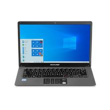 Notebook Legacy Cloud,  com Windows 10 Home, Processador Intel Quadcore, Memoria  2GB 32GB, Tela 14,1 Pol. HD, Cinza - PC131