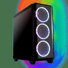 Gabinete Gamer Warrior Modoc RGB - GA179