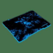 Mouse Pad Multilaser Gamer - Warrior Azul - AC288