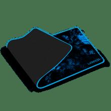 Mouse Pad Para Teclado E Mouse Azul Warrior - AC303