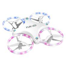 Drone Fun Led Controle Remoto 30M 7Min - ES354