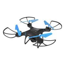 Drone Multilaser Bird Câmera HD 1280P Bateria 22 min Alcance de 80m Flips em 360 Controle - ES255