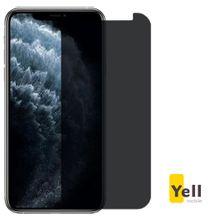 Película Protetora De Vidro Temperado Transparente Escuro Y-Protection Privacy Apple iPhone 11 Pro Max
