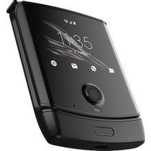"Celular Motorola Razr Dobravel Preto 128GB 6GB RAM Tela 6.2"" Câmera 16MP"