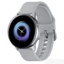 Galaxy Watch Samsung Active Prata
