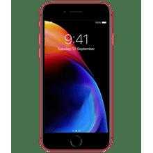 Usado: iPhone 8 64GB Vermelho Bom - Trocafone