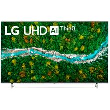Smart TV LG 70'' 4K UHD UP7750PSB WiFi Bluetooth HDR Inteligência Artificial ThinQ Smart Magic Bivolt
