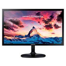 Monitor Led Samsung S22F350FHLMZD 21.5 Polegadas Preto Bivolt