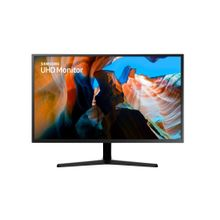 Monitor Samsung 32 Polegadas UHD Freesync Display Port U32J590UQL Preto Bivolt