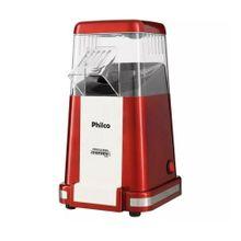 Pipoqueira Philco Popnew Design Vintage PPI02 Vermelho 110V