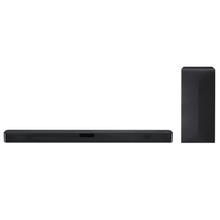 Soundbar LG SN4 2.1 Canais 300W RMS DTS Virtual X Bluetooth USB Preto Bivolt