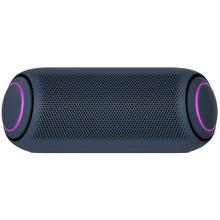 Caixa de Som LG Portátil Xboom Go PL7 Meridian Bluetooth Resistente a Água Preto Bivolt