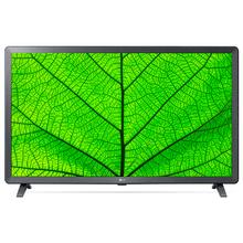 Smart TV LG 32'' HD 32LM627BPSB WiFi Bluetooth HDR ThinQAI Dark Iron Gray Bivolt