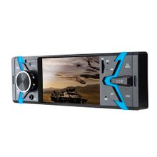 Som Automotivo Multilaser Groove Tela 4 Pol. 1080P 1 Din Bluetooth 4x45W RMS - P3341OUT [reembalado]