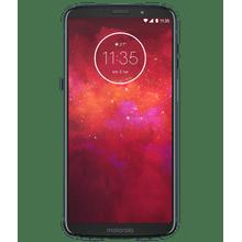 Usado: Motorola Moto Z3 Play 128GB Indigo Bom - Sem Touch ID / Face ID - Trocafone