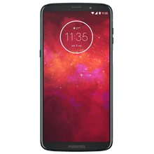 Usado: Motorola Moto Z3 Play 64GB Indigo Bom - Trocafone