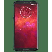 Usado: Motorola Moto Z3 Play 64GB Indigo Muito Bom - Trocafone